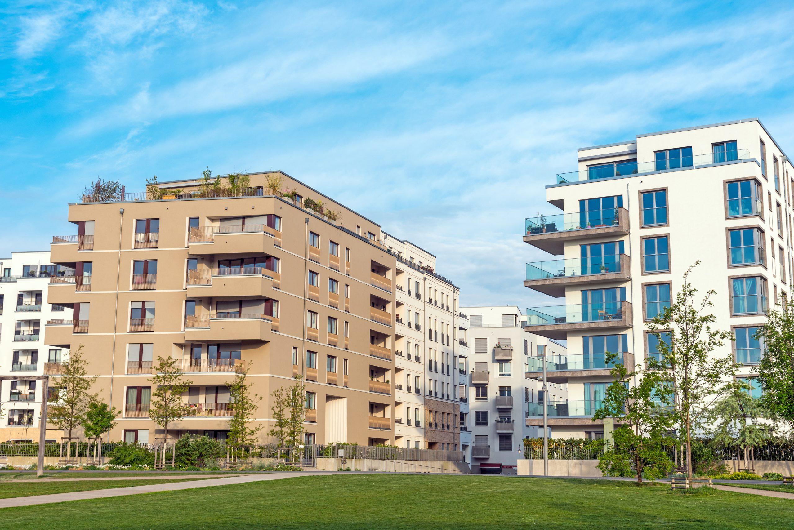 Hire Cleaners Multi Tenant Buildings